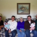 In loving memory of Don (far right) who we lost November 25, 2007 - our brother, father, son, husband, and grandfather
